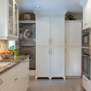 Houzz Küche | Waschmaschine Kuche Ideen Bilder Houzz