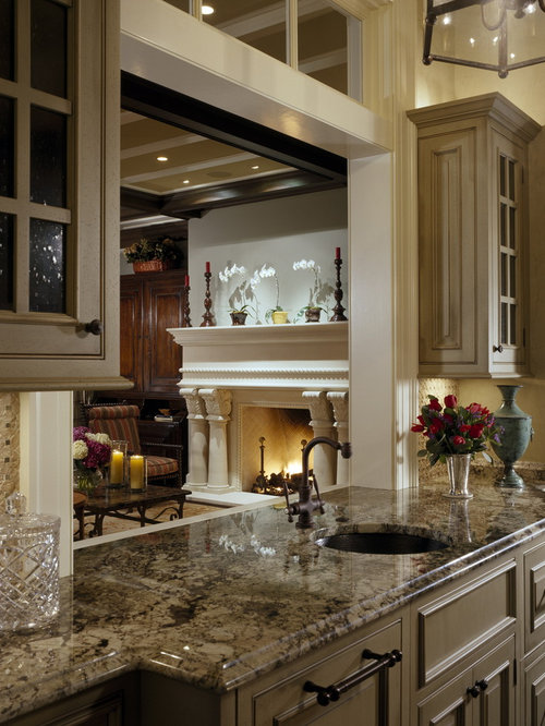 Golden Persa Granite | Houzz