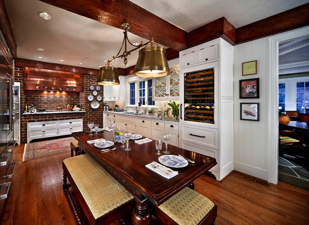 Traditional Kitchen by John C. Sanders and Company