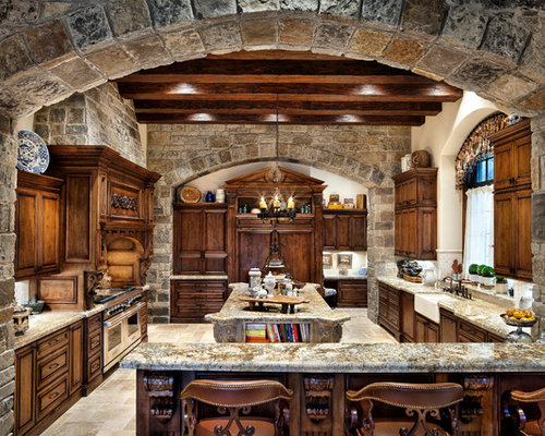 Dream kitchen ideas pictures remodel and decor for Dream kitchen house plans