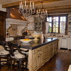 Old World Charm - Traditional - Kitchen - Oklahoma City ...