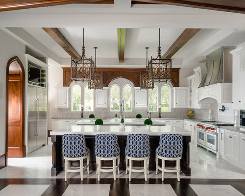 Best 15 Mediterranean Kitchen Ideas & Remodeling Photos | Houzz