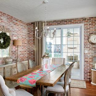 Englishpub Thin Brick Home - Indiana