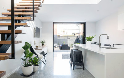 A Semi-Detached Home in Sydney Maximised for a Growing Family