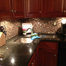 Traditional Kitchen by Lowe's Of Sinking Spring, PA