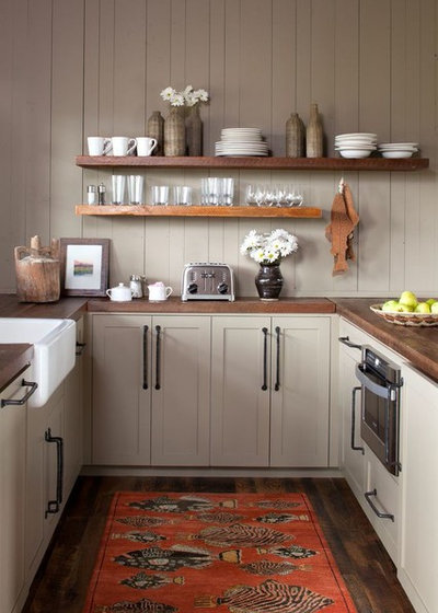 99 ingenious ideas to steal for your small kitchen - Home plans prairie style space as far as the eye can see ...