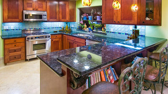 Ensenata Avenue Custom Granite Kitchen Countertops