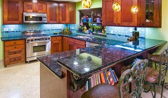 Ensenata Avenue Custom Granite Kitchen Countertops