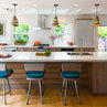 Entertainer's Island - An Aptos Modern Ranch Style Remodel