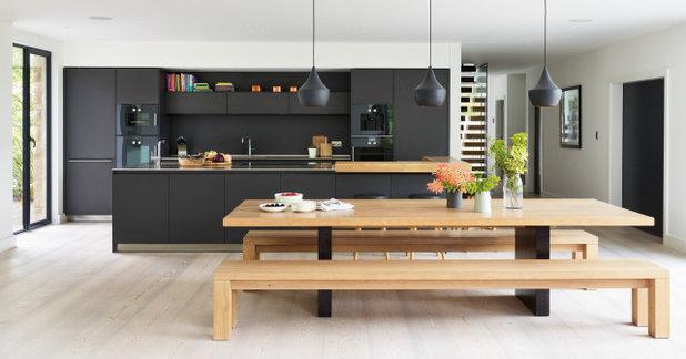 Contemporain Cuisine by Kitchen Architecture
