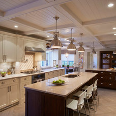 Traditional Kitchen by Nancy Lem Design