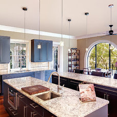 Contemporary Kitchen by Priester's Custom Contracting, LLC