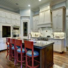 Traditional Kitchen by Robert McArthur Studios