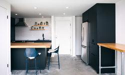 Entry & Open Kitchen