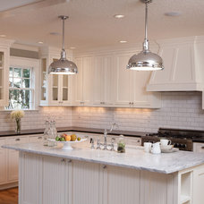 Traditional Kitchen by George Ramos Woodworking