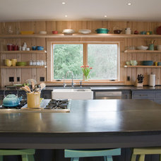 Eclectic Kitchen by Jette Creative