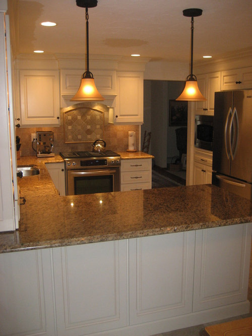 Giallo Veneziano Granite Houzz