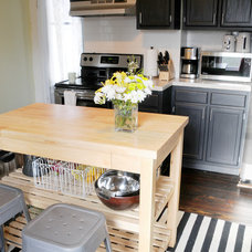 Farmhouse Kitchen by House of Earnest