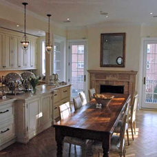 Traditional Kitchen by Eron Johnson Antiques