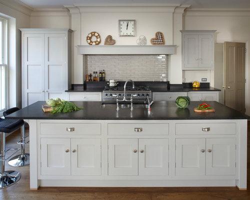 Clapham Shaker Kitchen: Esher Grey Shaker Kitchen