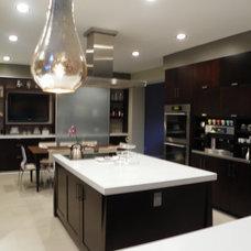 Modern Kitchen by Angela Ruple Interior Design