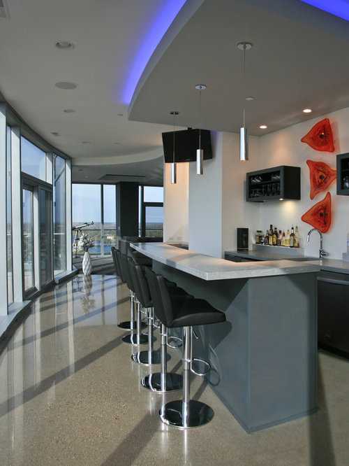 photos of contemporary kitchens juice bar houzz 4158