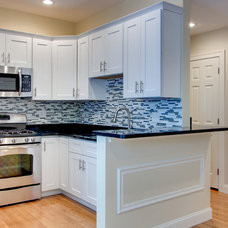 Contemporary Kitchen by LowPriceKitchens.com