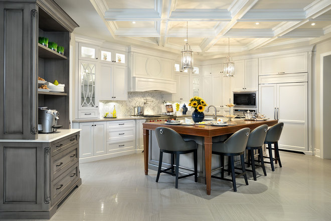Eclectic Kitchen by My Design Studio, Yasmine Goodwin