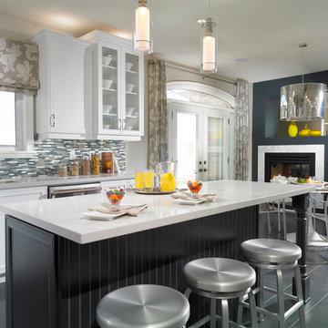 Estate Model Home, Brampton
