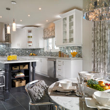 Contemporary Kitchen by My Design Studio, Yasmine Goodwin