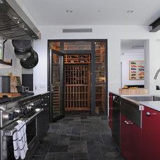 Contemporary Kitchen by Andersen Miller Design