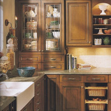 Traditional Kitchen by The Architect's Studio - Mark A. Pavliv, AIA