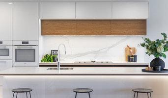 Estatuario | Gloss White | Timber Details