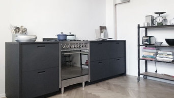 Et udpluk af vores køkken projekter