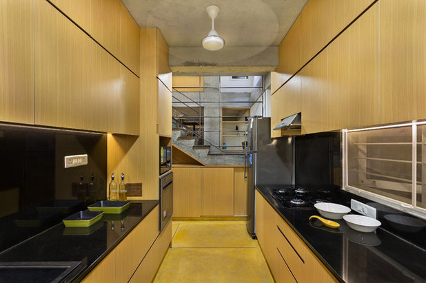 Contemporary Kitchen by Between Spaces