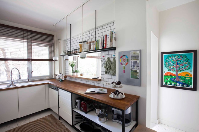 Industrial Kitchen ETILER CITY APARTMENT