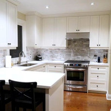Traditional Kitchen by Toronto Designers