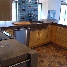 Contemporary Kitchen by New Style Kitchen Bath & Patio