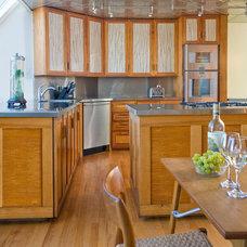 Contemporary Kitchen by Logue Studio Design Inc.