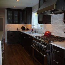 Contemporary Kitchen by Cathy Stathopoulos, CKD