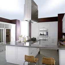 Contemporary Kitchen by American Tile and Stone/Backsplashtogo.com