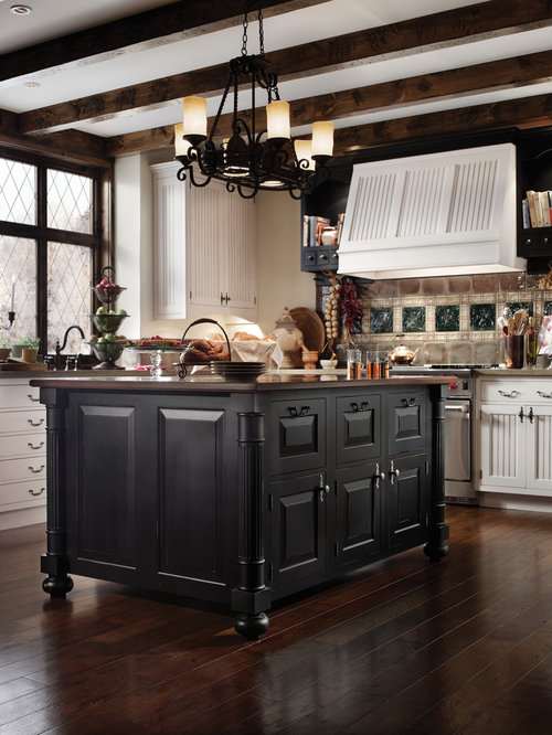 Saveemail Wood Mode Fine Custom Cabinetry 18 Reviews European Country Kitchen