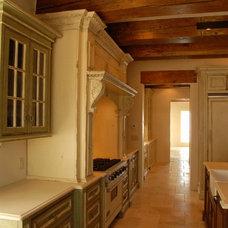 Traditional Kitchen by Juniper Ridge Designs LLC