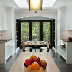 contemporary kitchen by Pappas Design