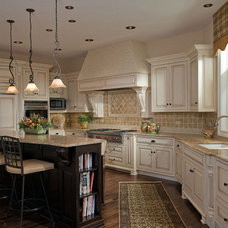Traditional Kitchen by Interiors by Mary Susan