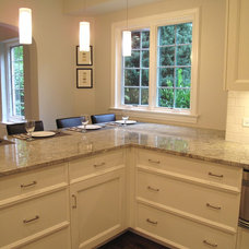 Traditional Kitchen by Change Design Group