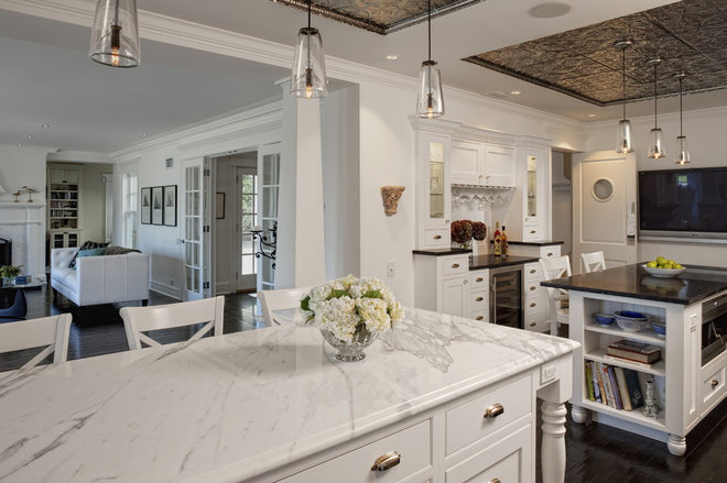 Traditional Kitchen by Jane Kelly, Designer for Airoom LLC