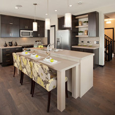 contemporary kitchen by Cardel Designs