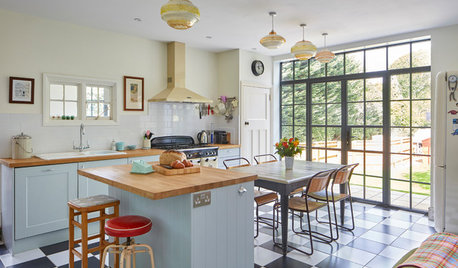 8 of the Best Small Kitchen Island Ideas