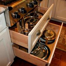 Traditional Kitchen by Erin Hurst, CKD